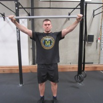 Shoulder Dislocation Mobility Exercise 7