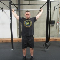 Shoulder Dislocation Mobility Exercise 6