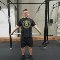 Shoulder Dislocation Mobility Exercise 4