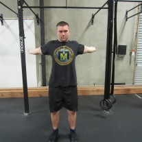 Shoulder Dislocation Mobility Exercise 3