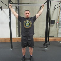 Shoulder Dislocation Mobility Exercise 2