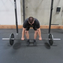 Barbell Row Exercise 7