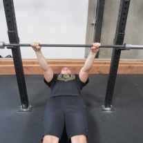 Body Rows Back Exercise 2