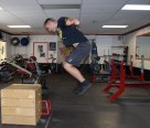 Plyometric Box Jump Exercise 7
