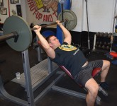 Incline Bench Press Exercise 5
