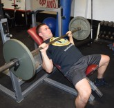 Incline Bench Press Exercise 3