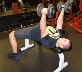 Rolling Dumbbell Tricep Extensions 5