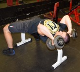 Rolling Dumbbell Tricep Extensions 3