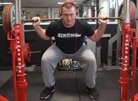 bodybuilding squat