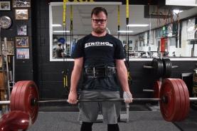 deadlift by team stronger athlete rocky mahoney