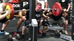 SPF powerlifting squat 500