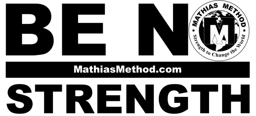 be no strength motivation