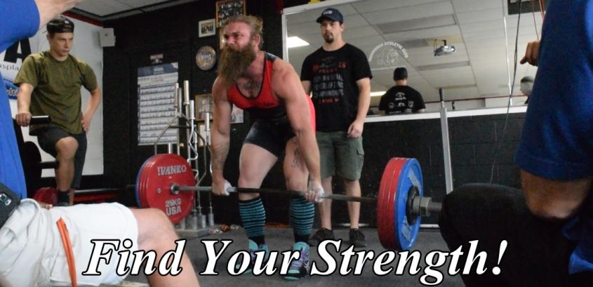 strength warrior deadlift uspa
