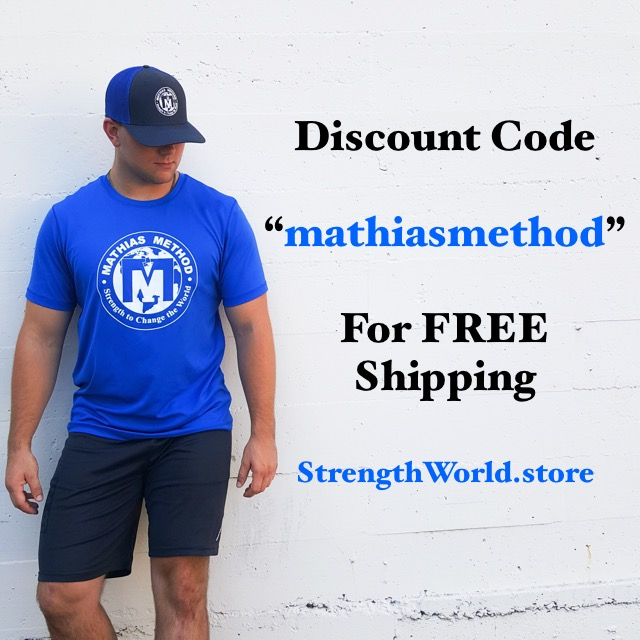 strength world free shipping