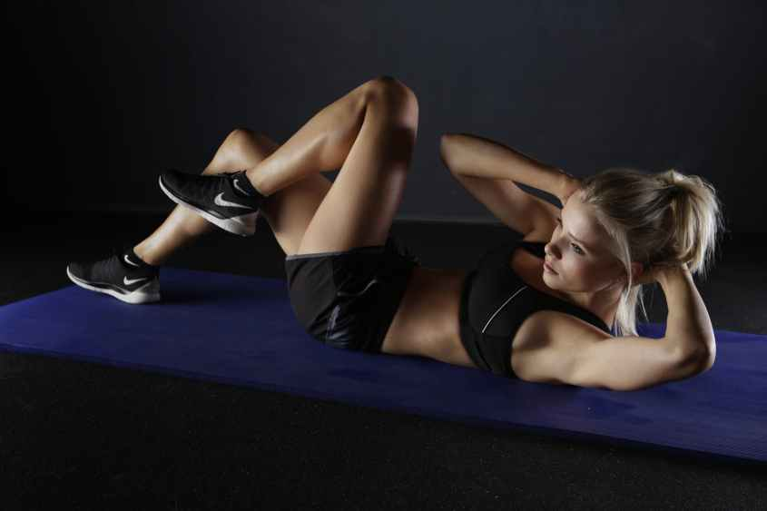 easy fitness workout for women
