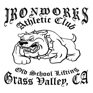Ironworks gym ca