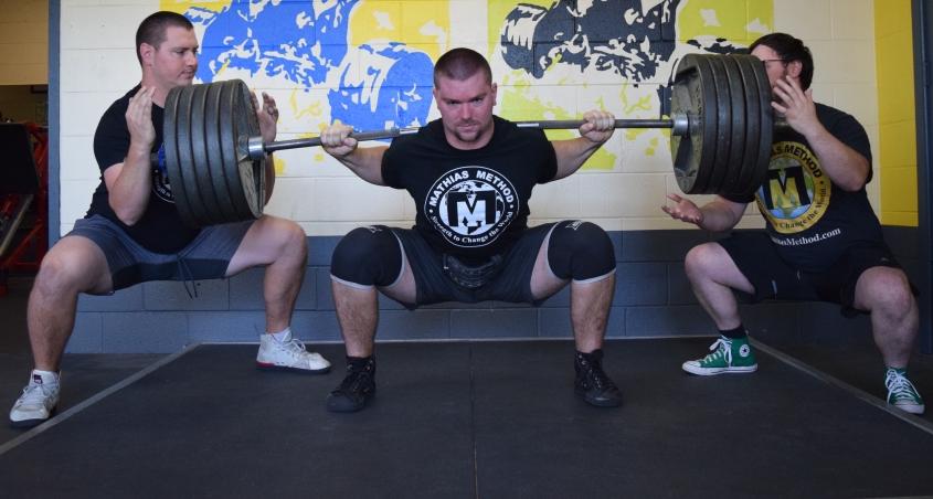 500 squat