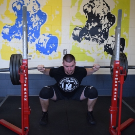 how to squat 4