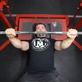 how to bench press 1