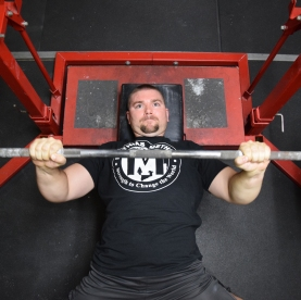 how to bench press 5